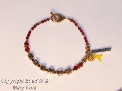 """Daniel"" Marine bracelet"