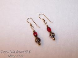 OSU  Earrings - 4