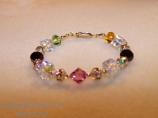 Mother's Family/Childrens' Birthstone bracelet set