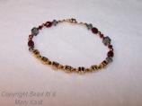 Ohio State TBDBITL Band bracelet