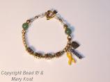 """""""Adam""""  Army bracelet"""