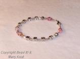 """Alex/Anna"" Mother's bracelet"