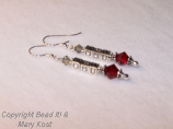 OSU  Earrings - 11