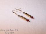 OSU  Earrings - 12