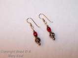OSU  Earrings - 4