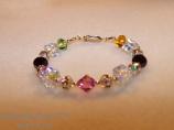 Mothers Birthstone bracelet 2