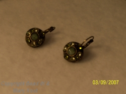 Mother's old earrings