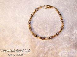 Elegant Evening bracelet