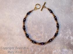 Elegant evening Bracelet  - 3