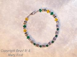 Packer jewelry in sterling silver