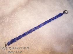 Double strand Woven Bracelet