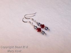 OSU  Earrings - 7
