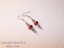 OSU  Earrings - 8