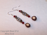 OSU Earrings - 15