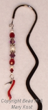 Red Hat Shoe Bookmark
