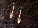 OSU  Earrings - 9