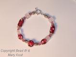 Pink Party bracelet