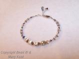 Adjustable Mother's bracelet